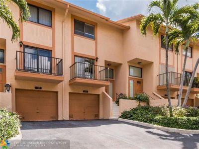 Pompano Beach FL Condo/Townhouse For Sale: $358,888