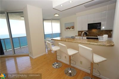 Condo/Townhouse For Sale: 3200 N Ocean Blvd #2205