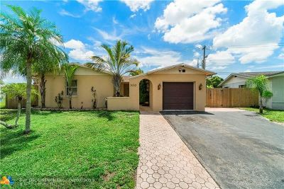 North Lauderdale Single Family Home Backup Contract-Call LA: 300 SW 81st Ter