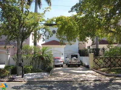 Boca Raton Single Family Home For Sale: 350 E Royal Palm Rd