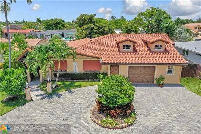 Wilton Manors Single Family Home Backup Contract-Call LA: 2317 NE 19 Ave.