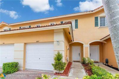 Margate Single Family Home Backup Contract-Call LA: 5577 Monte Carlo Pl