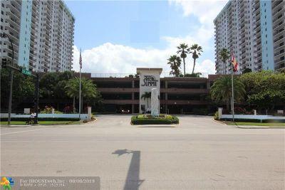 Hollywood Beach Condo/Townhouse For Sale: 1201 S Ocean Dr #1410S