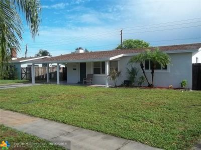 Deerfield Beach Single Family Home For Sale: 101 SE 11th St