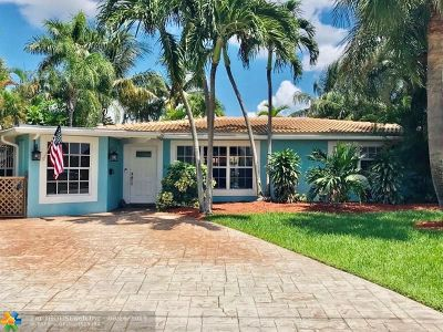 Pompano Beach Single Family Home For Sale: 111 SE 12th Ct