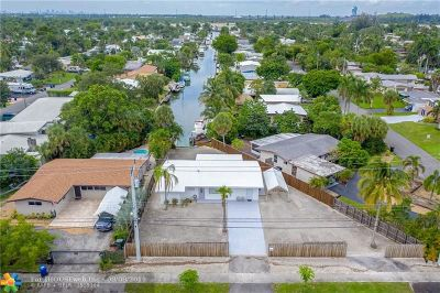 Fort Lauderdale Single Family Home For Sale: 3624 Riverland Rd