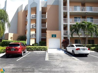 Sunrise Condo/Townhouse For Sale: 10111 NW 24th Pl #108