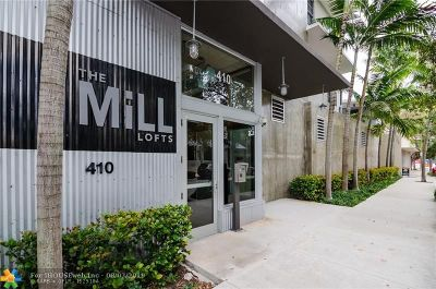 Fort Lauderdale Condo/Townhouse Backup Contract-Call LA: 410 NW 1st Ave #401