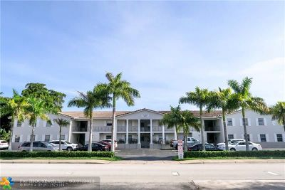 Coral Springs Condo/Townhouse For Sale: 8901 NW 38th Dr #106