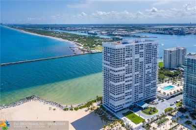 Fort Lauderdale Condo/Townhouse For Sale: 2200 S Ocean Ln #2904