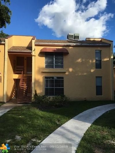 Tamarac Condo/Townhouse Backup Contract-Call LA: 4413 Treehouse Lane #23A