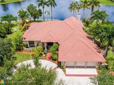 Weston Single Family Home For Sale: 1249 Manor Dr