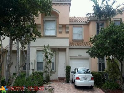 Miramar Single Family Home For Sale: 16286 SW 47th Mnr
