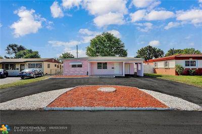 Miramar FL Single Family Home Backup Contract-Call LA: $274,999