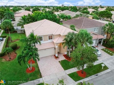 Pembroke Pines Single Family Home Backup Contract-Call LA: 17035 NW 19th Ct