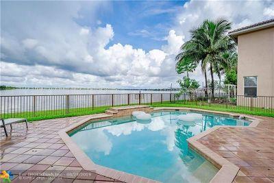 Miramar FL Single Family Home For Sale: $579,000