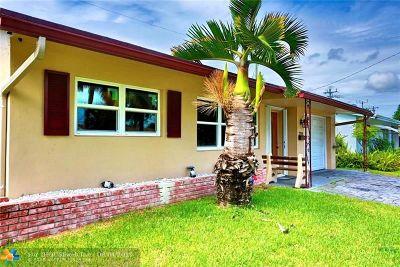 Tamarac Single Family Home Backup Contract-Call LA: 2306 NW 54th St