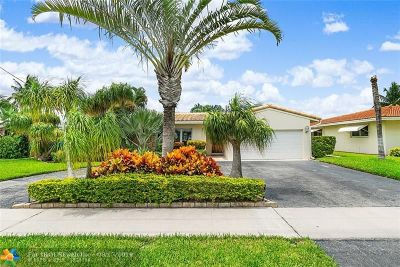 Pompano Beach Single Family Home For Sale: 371 SE 6th Ter