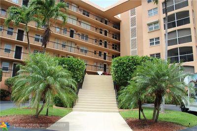 Boca Raton Condo/Townhouse For Sale: 2871 N Ocean Blvd #R248