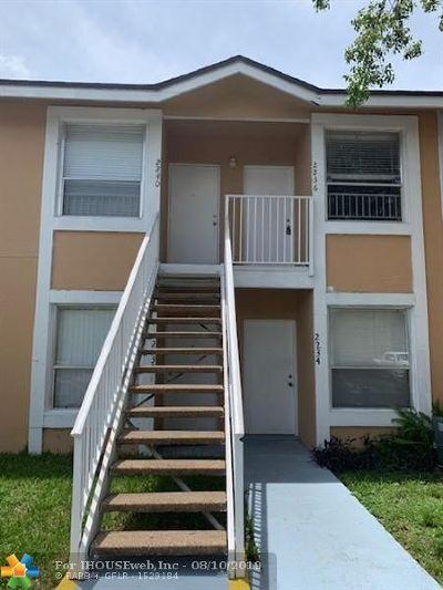 Miramar FL Condo/Townhouse Backup Contract-Call LA: $154,900
