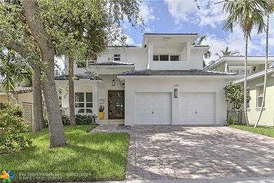 Fort Lauderdale Single Family Home For Sale: 1400 SE 11th Ct