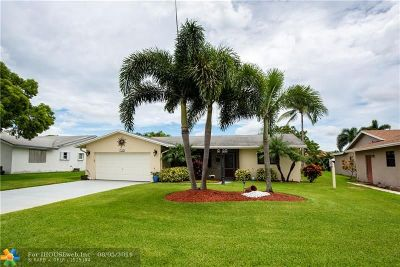 Tamarac Single Family Home Backup Contract-Call LA: 7100 NW 107th Ave