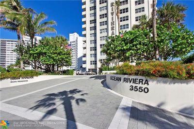 Rental For Rent: 3550 Galt Ocean Dr #901
