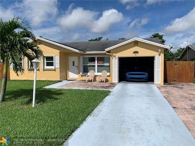 Boca Raton Single Family Home Backup Contract-Call LA: 22799 SW 56th Ave
