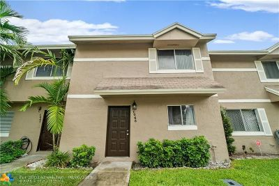 North Lauderdale Condo/Townhouse Backup Contract-Call LA: 1445 Sussex Dr #1445
