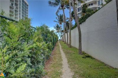 Pompano Beach Rental For Rent: 1461 S Ocean Blvd #211