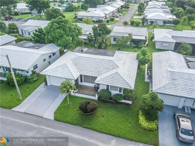 Tamarac Single Family Home Backup Contract-Call LA: 7422 NW 72nd Ter