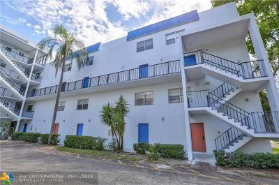 Plantation Condo/Townhouse For Sale: 7561 NW 16th St #2303