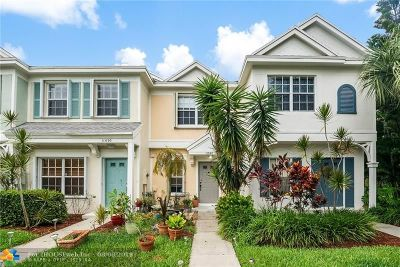 Tamarac Condo/Townhouse For Sale: 11040 Middle Golf Ct #11040