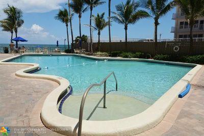 Rental For Rent: 3800 Galt Ocean Dr #211