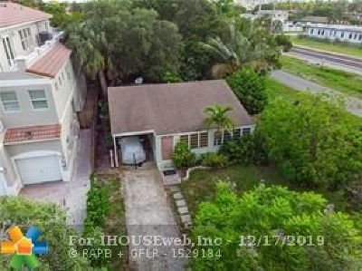 Fort Lauderdale Single Family Home For Sale: 207 SW 11th St
