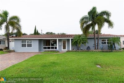 Deerfield Beach Single Family Home For Sale: 1005 SE 9th Ave