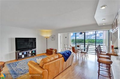 Hollywood Beach Condo/Townhouse For Sale: 3200 N Ocean Dr #403