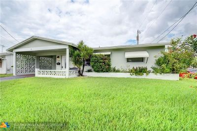 Tamarac Single Family Home For Sale: 5209 NW 28th Ave