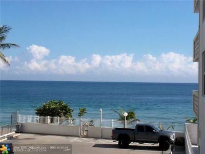 Rental For Rent: 4250 Galt Ocean Dr #2R