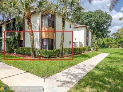 Coconut Creek Condo/Townhouse For Sale: 4537 Carambola Cir S. #27262