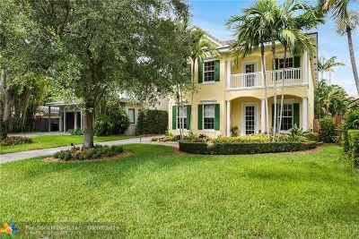 Single Family Home For Sale: 509 NE 13 Ave