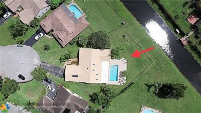 Coral Springs Single Family Home For Sale: 10540 NW 3rd Mnr