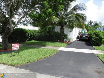 Fort Lauderdale Single Family Home Backup Contract-Call LA: 3027 SW 51st St
