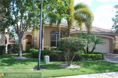 Coral Springs Single Family Home For Sale: 12527 NW 58th Mnr