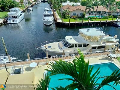 Fort Lauderdale Condo/Townhouse Backup Contract-Call LA: 3111 NE 51st St #401