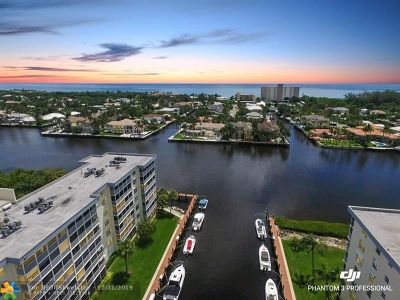 Delray Beach Condo/Townhouse For Sale: 1 Harbourside Dr #3302