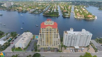 Fort Lauderdale Condo/Townhouse For Sale: 209 N Birch Rd #701