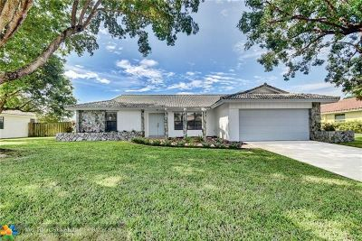 Boca Raton Single Family Home For Sale: 2366 NW 29th Rd