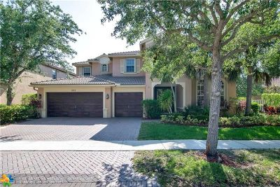 Weston Single Family Home For Sale: 3831 W Hibiscus St