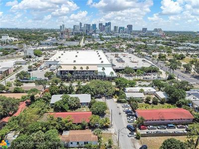 Fort Lauderdale Multi Family Home For Sale: 1112 NE 5th Ave #1-2